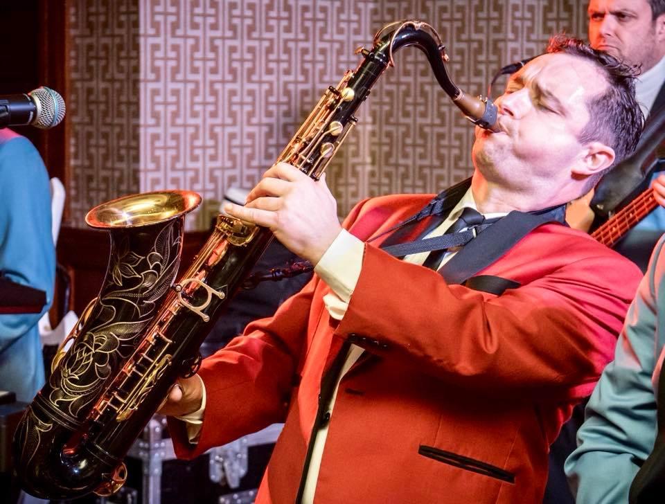 The Ian Hendrick Wedding Band Cork